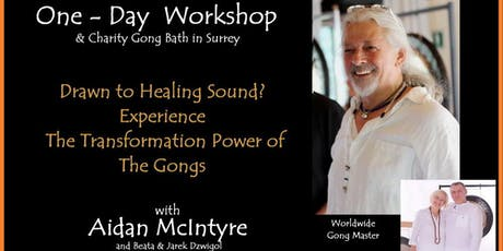 ONE-DAY GONG WORKSHOP & CHARITY GONG BATH  tickets