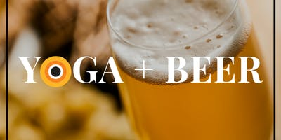 FREE Yoga + Beer presented by CorePower Yoga Buffalo Grove and Buffalo Creek Brewing