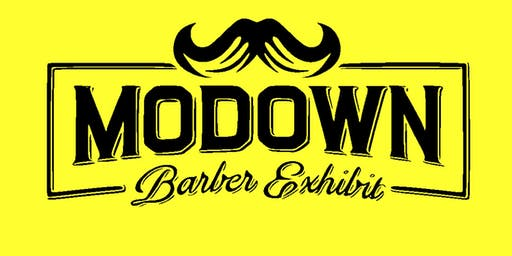 Modown Barber Exhibit