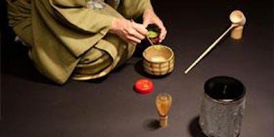 Choujiya Kimono Exhibition: Japanese Tea Ceremony Demonstration