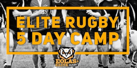 ELITE RUGBY 5 Day Camp tickets