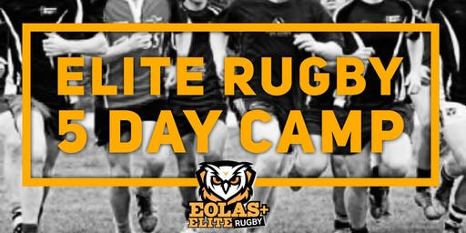 ELITE RUGBY 5 Day Camp