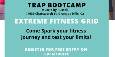Trap Bootcamp Extreme Fitness Grid Vol. 2