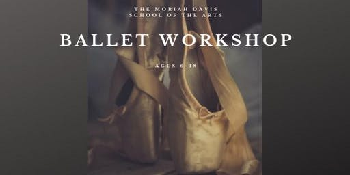 Ballet Workshop at MDSA