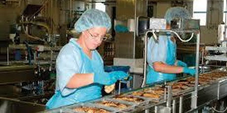 FSMA Preventive Controls Qualified Individual(PCQI) for Human Food Training billets