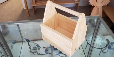 Woodworking 101 - Make a Tote/6-Pack Carrier