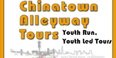 FREE Chinatown Alleyway Tour for APA Heritage Month