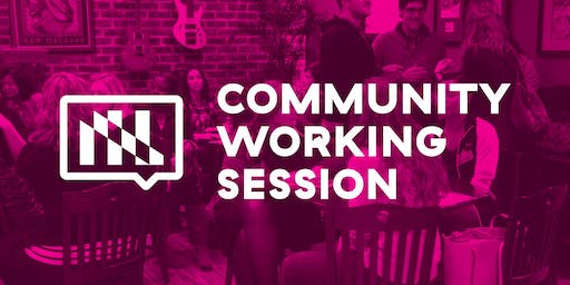 Community Meeting: July Working Session