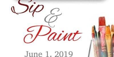 Sip & Paint RnB