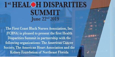 Health Disparities Summit tickets