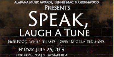 Speak Laugh  A Tune