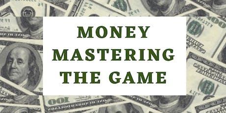 MASTERY OF MONEY tickets