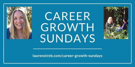 Career Growth Sundays: Talk About Yourself With Confidence and Ease tickets