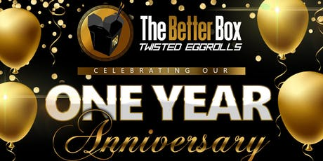 The Better Box One Year Anniversary Day Party tickets
