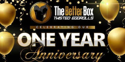The Better Box One Year Anniversary Day Party