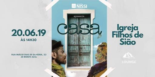 CIA Nissi - A Casa (LOUNGE)
