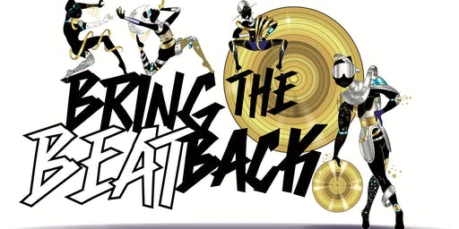 BRING THE BEAT BACK: A Queer, Black, Sci-Fi, Staged Concert Experience
