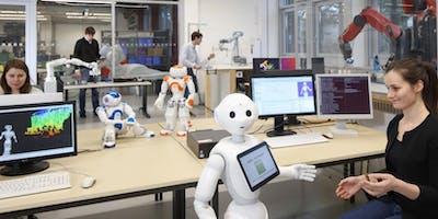 Neuartige Robotersysteme als Assistenten für Mensc