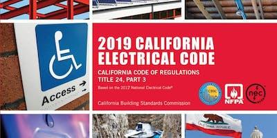 California Electrical Code Updates