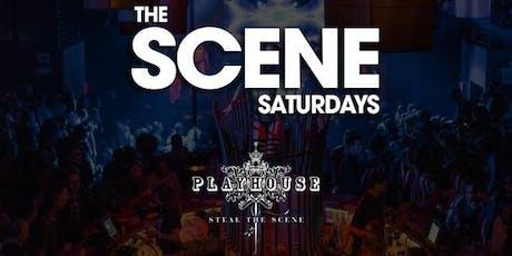 Scene Saturdays at Playhouse Guestlist - 6/22/2019 tickets