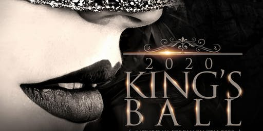 MLK Weekend 2020 Gentlemens Masquarade Ball