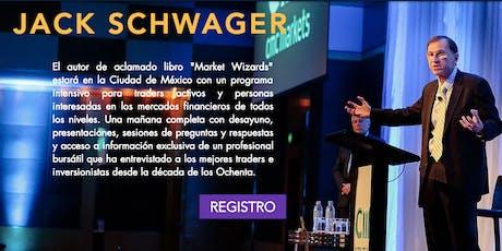 Seminario de Inversión con Jack Schwager entradas