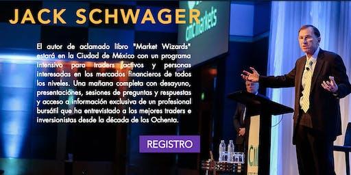 Seminario de Inversión con Jack Schwager
