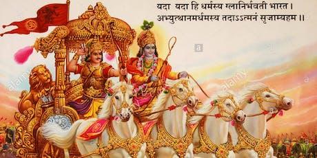 Bhagavad Gita Wisdom tickets