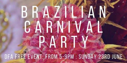 Brazilian Carnival Party