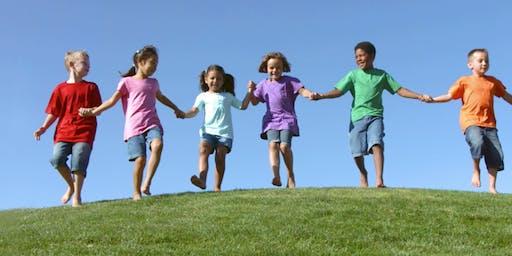 Raising STRONG Family Boot Camp Series-Raising Strong Kids