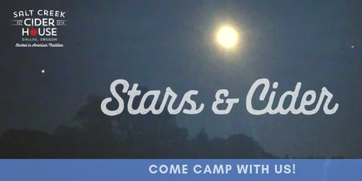 Stars & Cider Camping