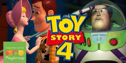 Toy Story 4 -Playgroup Fundraiser