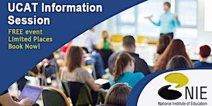 UCAT & Pathways into Medicine - FREE Info Session -...