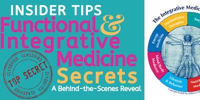 INSIDER TIPS - Functional & Integrative Medicine Secrets