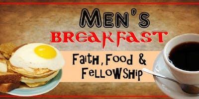 Mens Prayer Breakfast Meeting