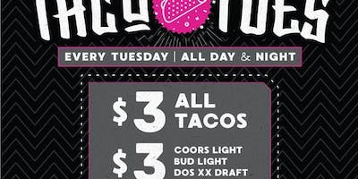 Taco Tuesdays at El Hefe Free Guestlist - 5/21/2019