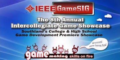 IEEE GamseSIG 8th Annual Intercollegiate Game Showcase 2019