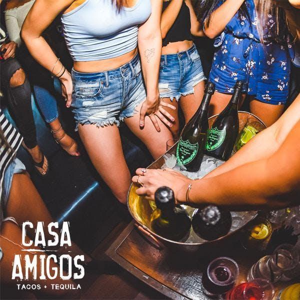 Casa Amigos Wednesdays at Casa Amigos Free Guestlist - 6/26/2019