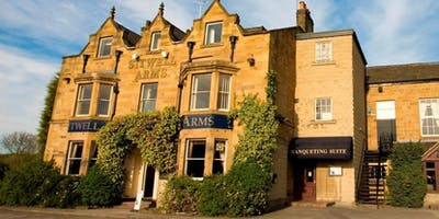 The Sitwell Arms Hotel (Renishaw) Psychic Supper - Eileen Proctor
