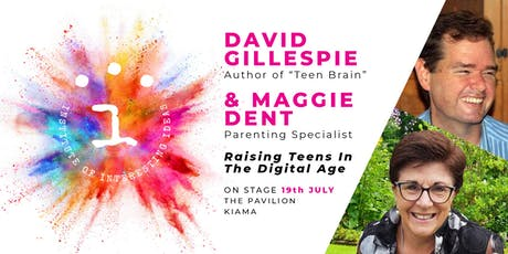 Institute of Interesting Ideas Presents David Gillespie & Maggie Dent tickets