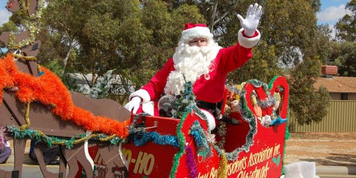 Playford Community Christmas Pageant Participant Registration