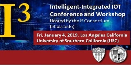 Aug-2019 Intelligent-Integrated IOT Conference and Workshop