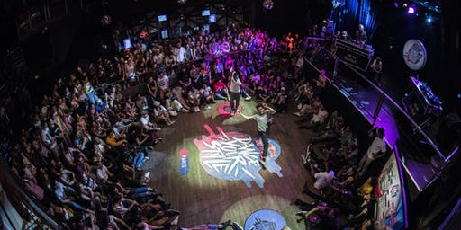 Red Bull Dance Your Style - Qualification Bordeaux