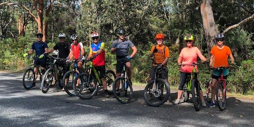 2 Day Beach and Bush - Mountain Bike Ride.