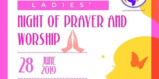 Ladies Night Prayer and Worship