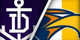AFL Fever @ The Backlot: FREMANTLE DOCKERS vs WEST COAST EAGLES