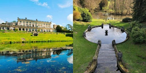 Cowley Manor Happy Retreat 20 June
