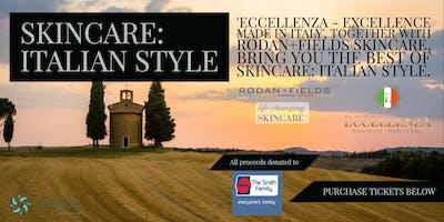 Skincare: Italian Style