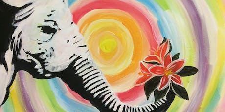 Paint Street Art! Canary Wharf, Friday 19 July tickets