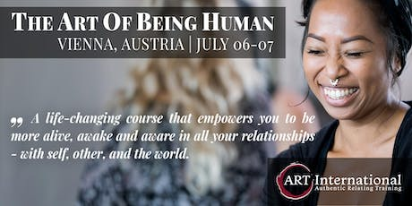 Authentic Relating Weekend Course - The ART of Being Human: Level 1 tickets